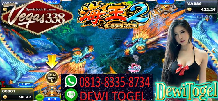 Tembak Ikan Via Wa Joker123
